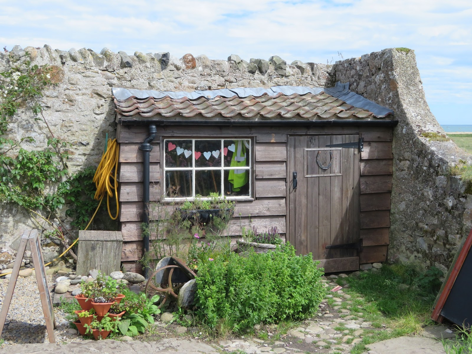 All About Women's Things: Designs For the Perfect Garden Sheds