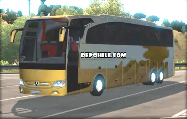 ETS2 1.36 TRAVEGO S Special Edition v5.5 Otobüs Modu İndir