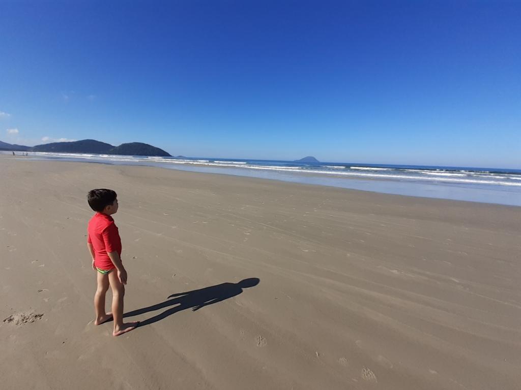 Praia de Boraceia