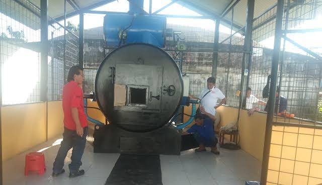 Dilaporkan ke Kejagung, Proyek Incinerator Pemkot Manado Berbandrol Belasan Miliar Diduga Tidak Melalui Proses Tender