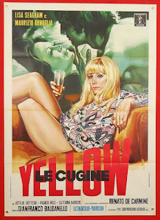 Yellow: le cugine (1969)