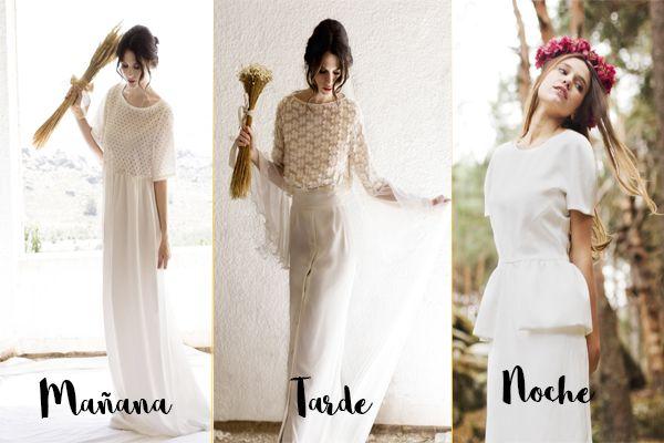 vestidos jovenes diseñadores nupciales