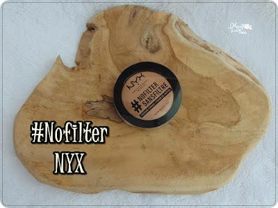 #NoFilter de NYX....bienvenidos a mi tocador!