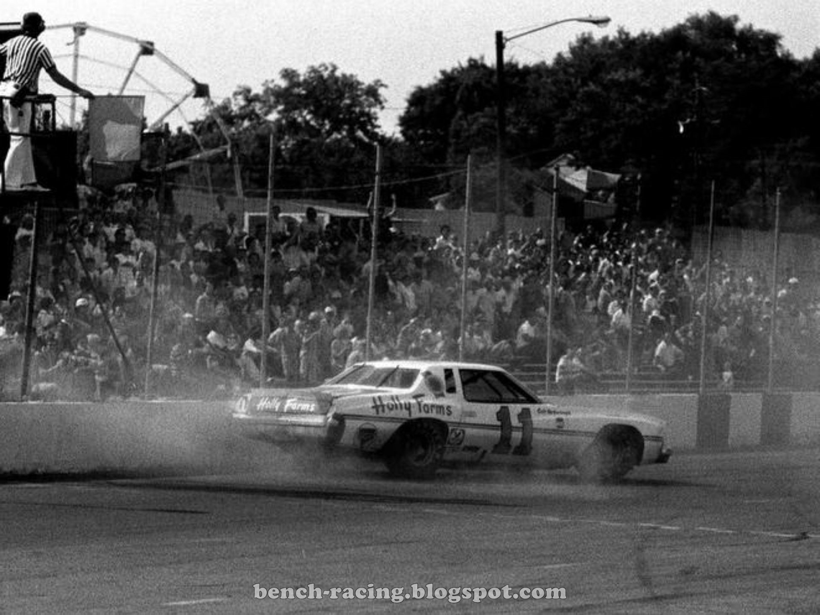 nashville tennessee history of stock car racing