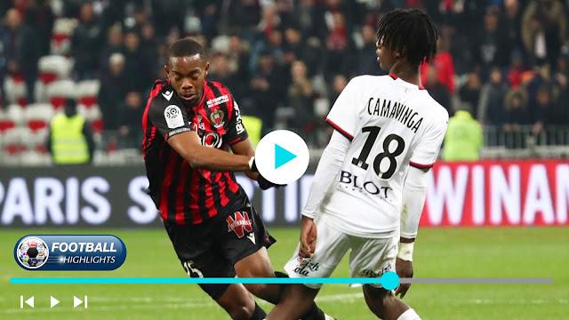 Nice vs Rennes – Highlights