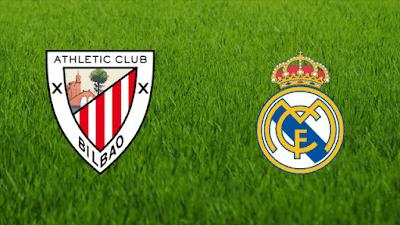 مباراة ريال مدريد وأتلتيك بلباو كورة اكسترا مباشر 14-1-2021 والقنوات الناقلة في كأس السوبر الإسباني
