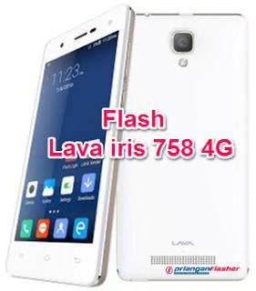 Flash Lava iris 758 4G