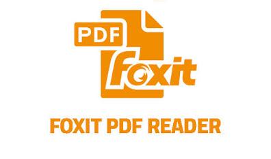 افضل 09 برامج pdf للكمبيوتر لسنة 2021 برنامج Foxit Reader