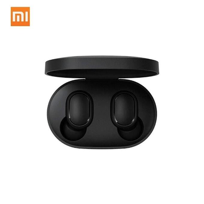 Fone de Ouvido Xiaomi Redmi Airdots Com Bluetooth sem fio - Preto