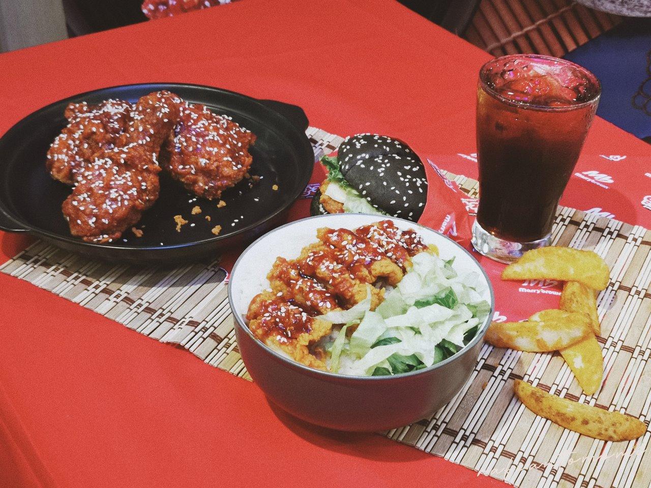 Nikmati Marrybrown Gangjeong Chicken Bermula 8 April ini