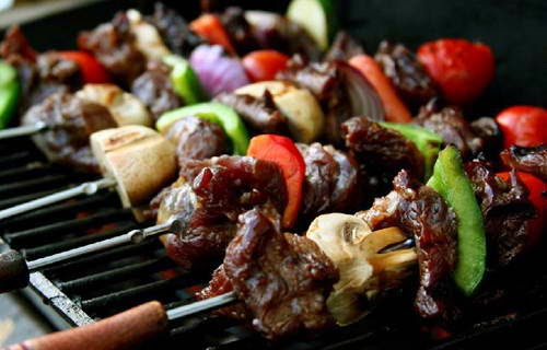 Bí quyết làm món Thịt bò xiên nướng kiểu Tứ Xuyên ngon