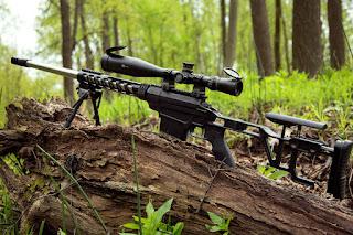 """Tactical sniper rifle TSVL-8 """"Stalingrad"""""""