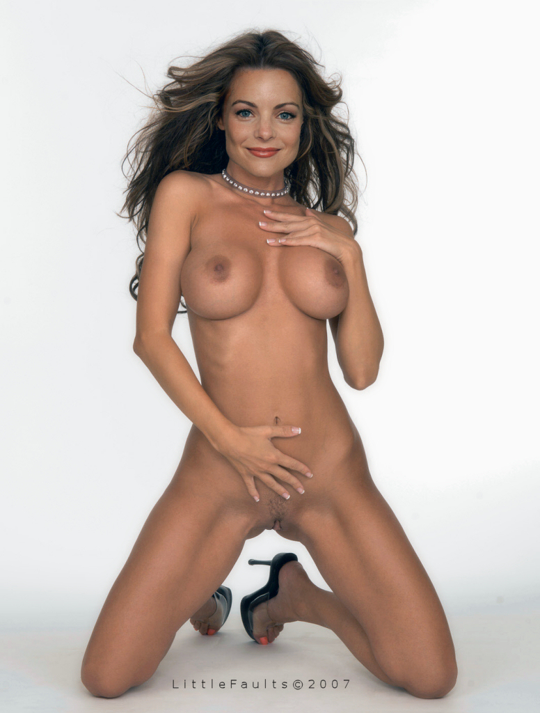 Sexy Nude pornografija Kimberly Williams-Paisley-4557
