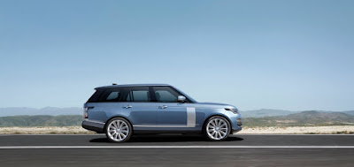 NEW RANGE ROVER TO FEATURE SIGNIFICANT CABIN, TECHNOLOGY AND DESIGN UPDATES IN 2018MY