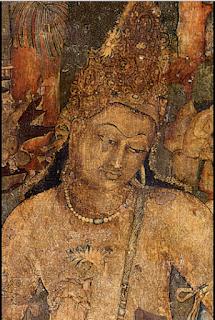 Painting of Padmapani Ajanta Caves