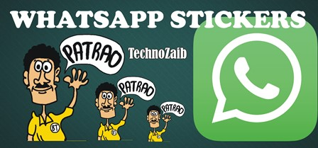 You can use WhatsApp Stickers for some time. One package with stickers is available as standard.