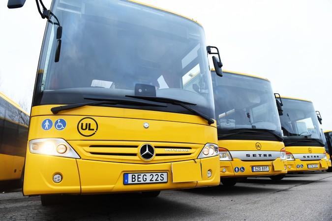 Daimler Buses vende 112 ônibus para Suécia