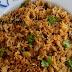 உலர் மொச்சை பிரியாணி செய்வது | Dry breath Biryani Recipe !