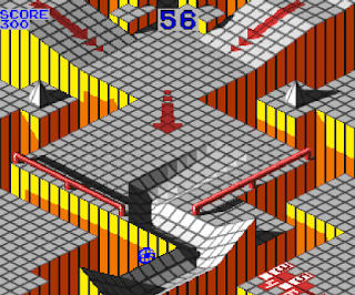 Videojuego Marble Madness