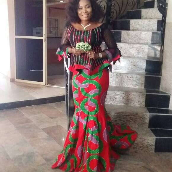 See These Pictures Of Latest Ankara Peplum Styles In 2018 Skirt