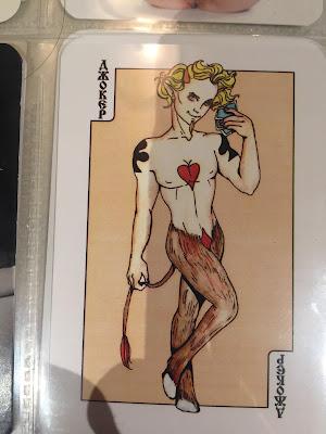 A Hot Faun Joker