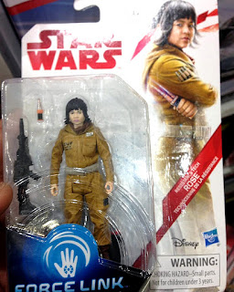 Hasbro Star Wars The Last Jedi Rose action figure 1