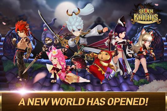 Seven Knights MOD APK v1.0.61