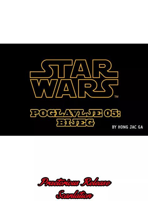 Bijeg - (Webcomic Star Wars) 5 - Ratovi Zvezda