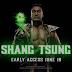 Shang Tsung está de volta ao Mortal Kombat!!!