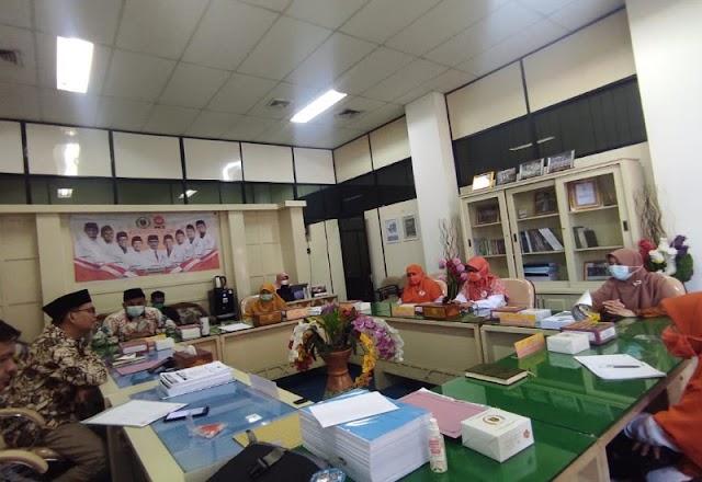 Fraksi PKS DRPD Lampung, Nerima Kunjungan BPKK