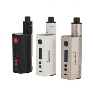 Big capacity support on Kanger Dripbox 160W Starter Kit!