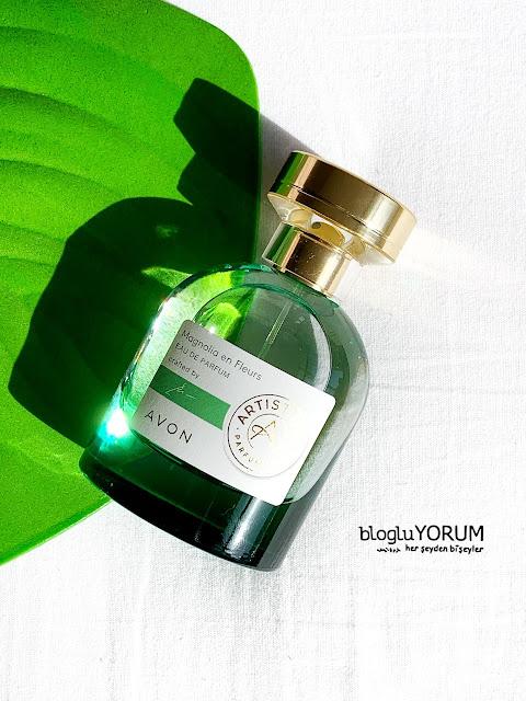 Avon Artistique Magnolia En Fleurs Parfüm incelemesi 2