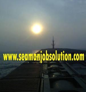 Seafarers Job Vacancy in UAE