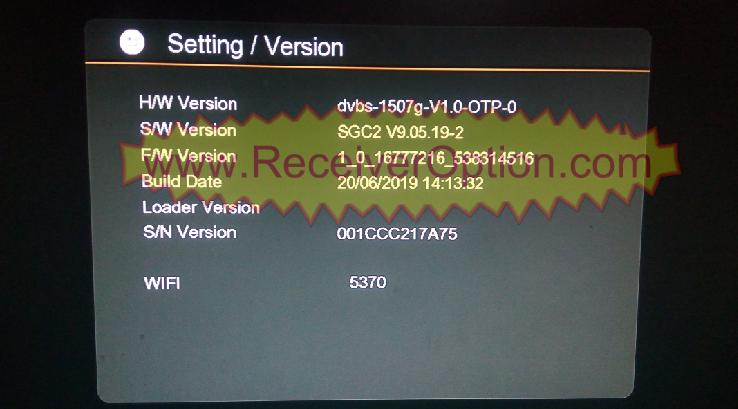 NEOSAT NS-5560D HD RECEIVER TEN SPORTS OK NEW SOFTWARE - RECEIVER
