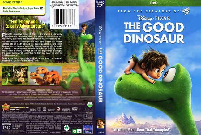 The Good Dinosaur – Latino, Inglés, Francés