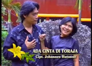 "Lirik lagu Toraja ""Ada Cinta di Toraja"""