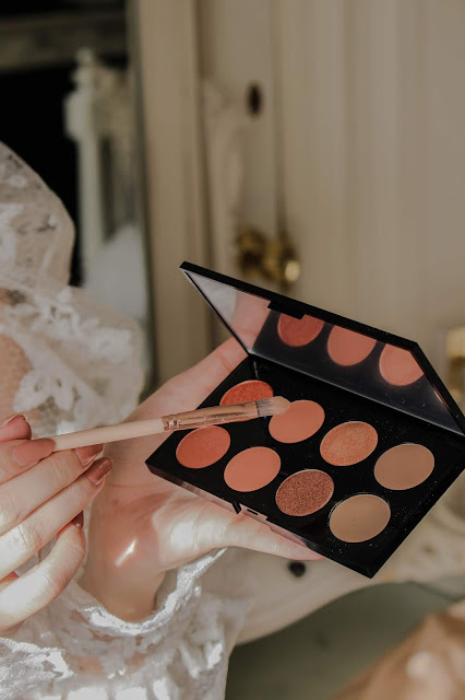 Mii Cosmetics ColourPlay Eye Palette uk blog review