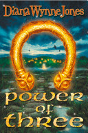 A cover of Power of Three by Diana Wynne Jones