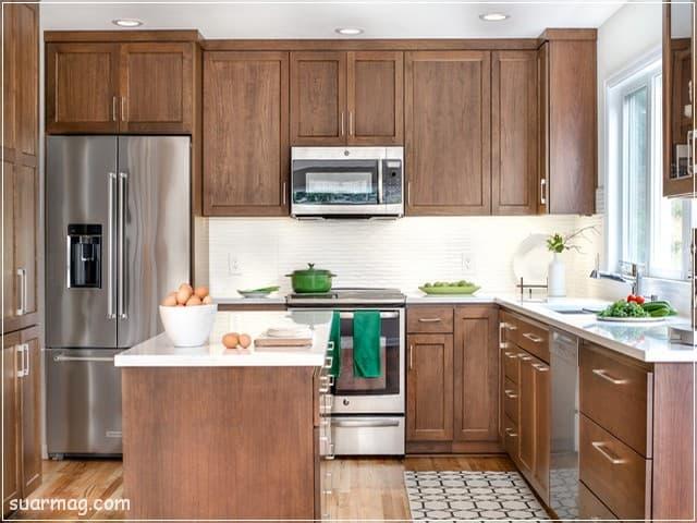 مطابخ خشب 2020 5   Wood Kitchens 2020 5