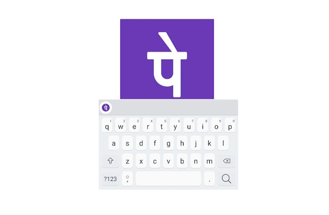 Re-invention of UPI payment..use PhonePe keyboard mobile phone android app