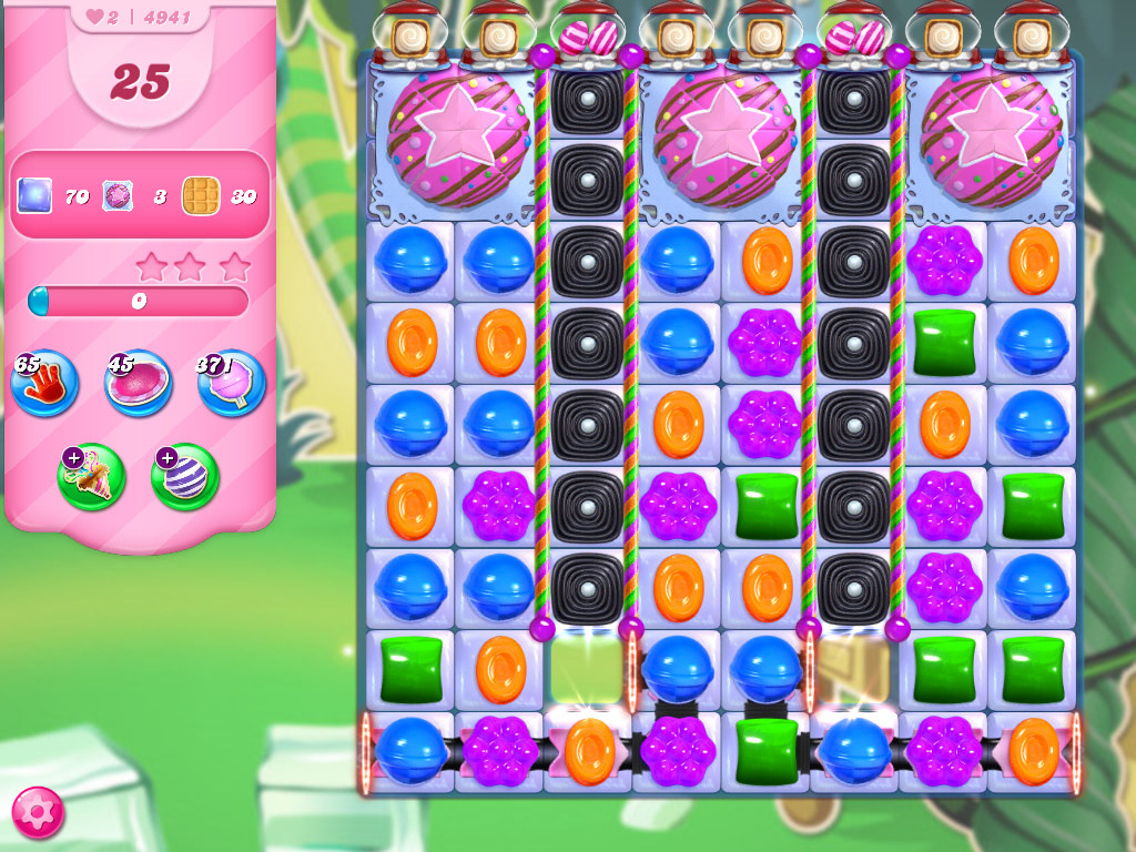 Candy Crush Saga level 4941