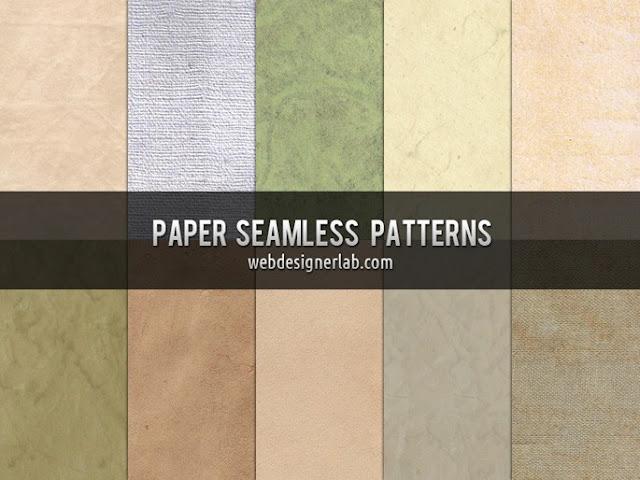 Free Paper Seamless Patterns, free photoshop patterns