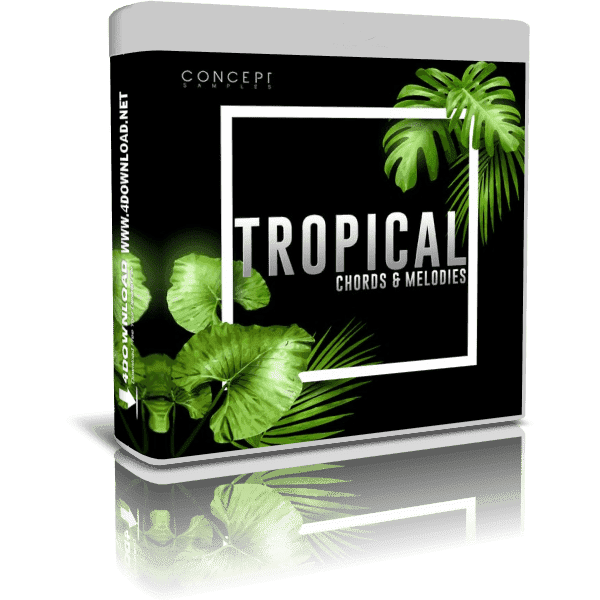 Concept Samples Tropical Chords and Melodies