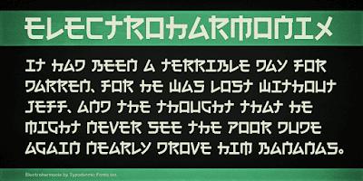 Dafont-tulisan-jepang