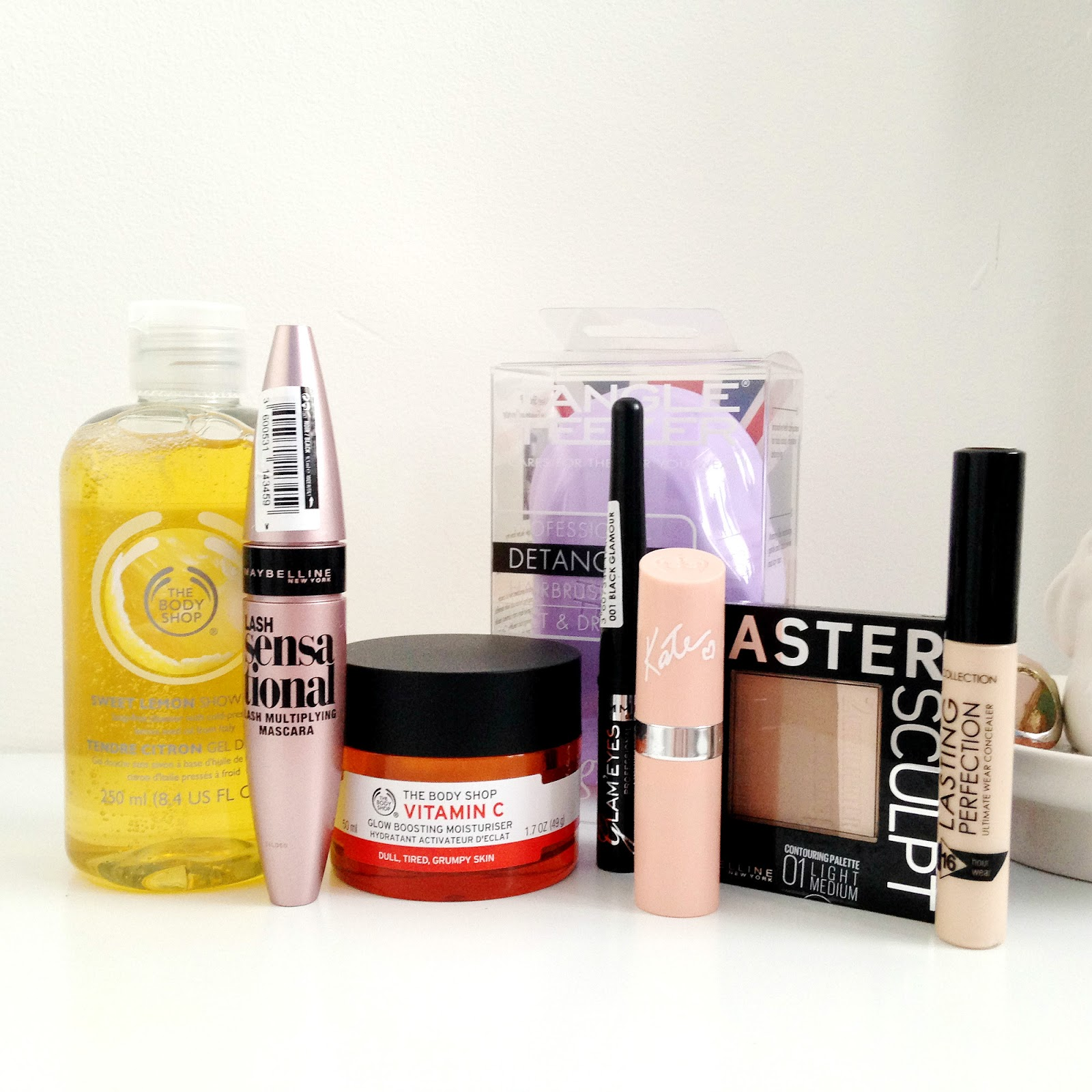 Boots and The Bodyshop Haul