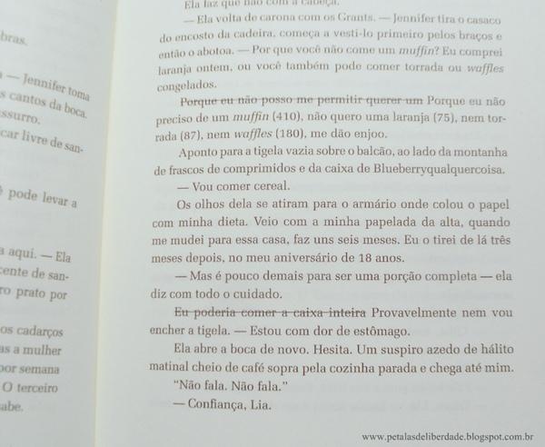 Resenha, livro, Garotas de vidro, Laurie Halse Anderson, novo conceito