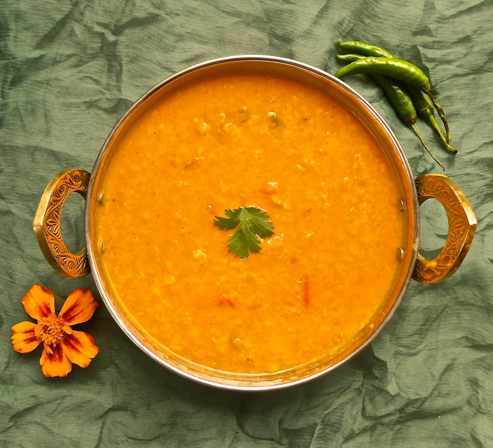 Keep calm curry on our daily dal mixed lentils masoor toor dal split peas recipe forumfinder Images