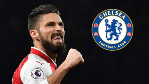 Arsenal to sell Giroud to Chelsea for £35m
