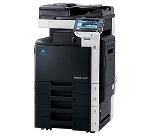 Related Post For Konica Minolta Bizhub C252P Driver and Software Free Download :