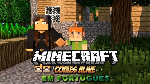 Minecraft Comes Alive Mod (Traduzido PT-BR)